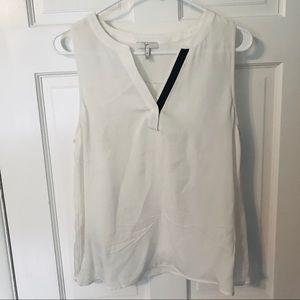 Joie 100% Silk Aruna Sleeveless Shirt